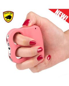 Guard Dog I Do Two Stun Knuckles - Pink