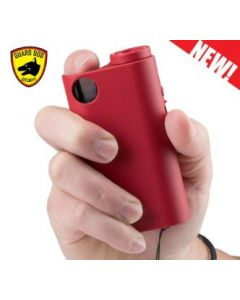 Guard Dog Olympian 3-in-1 Pepper Spray Stun Gun Flash Light - Red