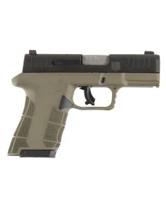 Diamondback DBAM29 Sub-Compact 9mm 15+1/10+1 FDE/Black
