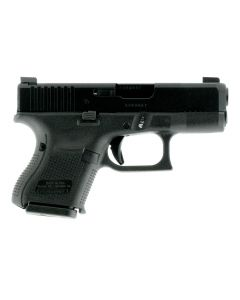Glock G26 Gen 5 US 9mm 10+1 Ameriglo Night Black nDLC Slide