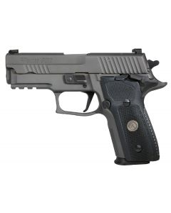 Sig Sauer P229 Compact Legion 9mm 15+1 Black/Gray/Stainless