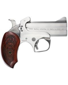 Bond Arms Snakeslayer Original Derringer 45 LC/410 Ga 2 Round Stainless