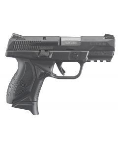 Ruger American Compact 9mm 17+1/12+1 BLK