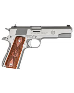 Springfield 1911 Loaded 45 ACP 7+1 Cocobolo/Stainless