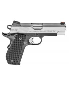 Springfield 1911 EMP Conceal Carry 9mm 9+1 Black/Stainless