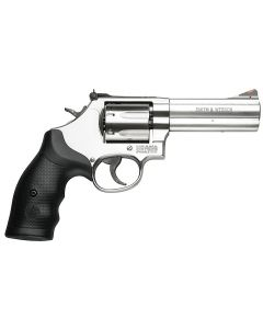 """Smith & Wesson 686 Plus 357 Mag 4"""" 7 rd Black/Stainless"""