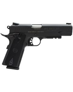 Taurus 1911 Standard with Picatinny Rail 45 ACP 8+1 Black/Blued