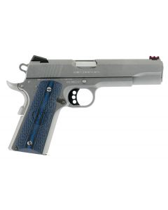 Colt 1911 Competition 70 Series 45 ACP 8+1 Blue/Stainless