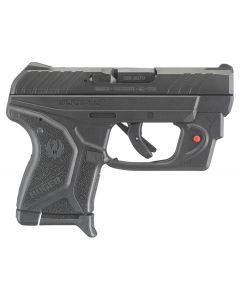 Ruger LCP II with Viridian Laser 380 ACP 6+1 Black/Blued