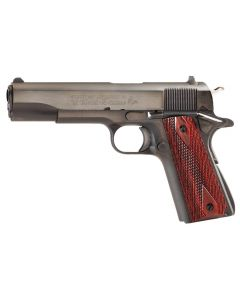 Colt Mfg 1911 Government 70 Series 45 ACP 7+1 Rosewood/Blued