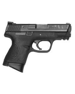Smith & Wesson M&P 9 Compact 9mm 12+1 NMS Black