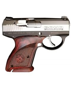 Bond Arms BullPup9 9mm 7+1 Rosewood/Stainless