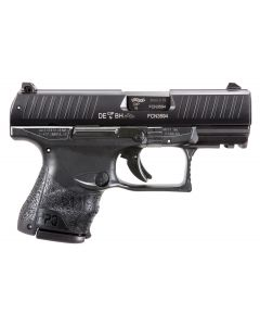 Walther PPQ M2 Subcompact 9mm 10+1 Black