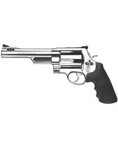"Smith & Wesson 500 Standard 500 S&W 6.5"" 5 rd Black/Stainless"