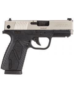 Bersa BPCC Concealed Carry 9mm 8+1 Black/Nickel