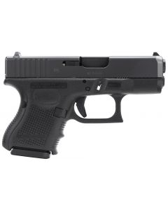 Glock G26 Gen 4 9mm 10+1 Black