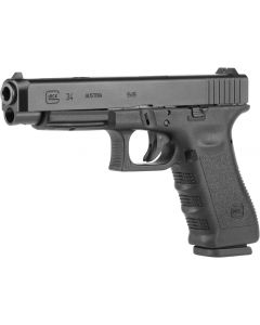 Glock G34 Standard *CA Compliant* 9mm 10+1 Black