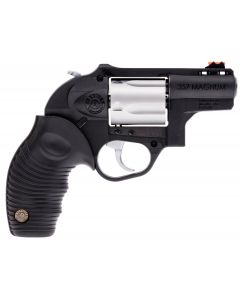 Taurus 605 357 Mag Black/Blued Poly/Stainless
