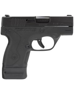 Beretta BU9 Nano  9mm 6+1/8+1 AS Black