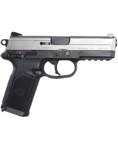 FN FNX 45 45 ACP 15+1 3 Mags Black/Stainless