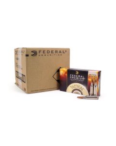 Federal LE Tactical .308 Win 165 Gr Bonded Soft Point Case LE308T1-CASE
