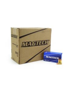 Magtech 9mm 115 Grain FMJ (Case)
