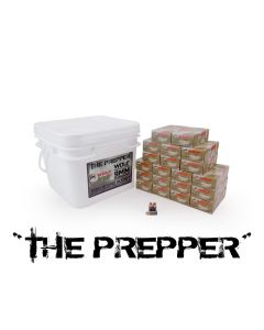 """Wolf Military Classic 9mm Luger 115 Grain FMJ """"The Prepper"""""""