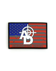 Ammunition Depot PVC Flag Morale Patch