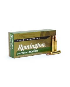 Remington Premier Match .223 62 Gr HP
