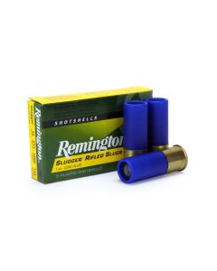 "Remington Slugger LE 12 Ga 2-3/4"" 1oz Rifled Slug Case SP12RSB-CASE"