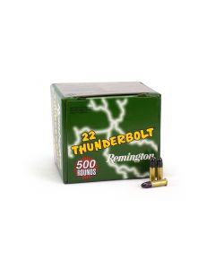 Remington Thunderbolt .22 LR 40 Grain RN TB22B