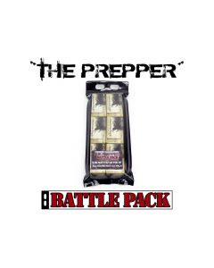 "Federal 5.56 XM855 62 Green Tip 62 Grain FMJ BT ""The Prepper"" Battle Pack"