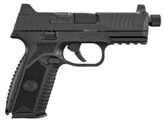 "FN 509 Tactical 9mm 4.50"" 17+1 & 24+1 Black"