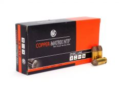 RUAG Copper Matrix 45 ACP 135 Grain NTF (Box)
