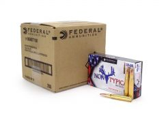 Federal Non-Typical 30-06 Springfield 180 Grain SP Case 3006DT180-CASE