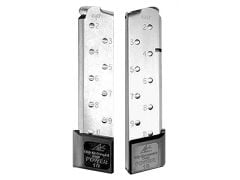 15150 CMC Products Power Mag 1911 45 ACP Magazine - 10 Round (Stainless Steel)
