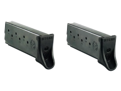 Ruger LC9, 9S 9mm Magazine - 7 Round 2-Pack (Steel)