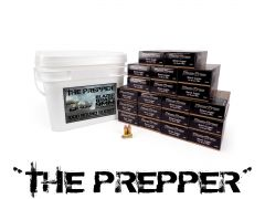 Blazer Brass 9mm 115 Grain FMJ The Prepper""""