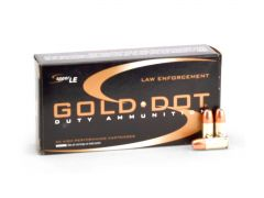 Speer Gold Dot 9mm 115 Grain +P+ HP