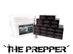 "Speer Gold Dot 9mm 124 Grain +P JHP ""The Prepper"""
