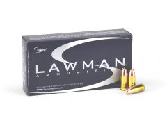 Speer Lawman 9mm 147 Grain TMJ