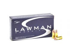 Speer Lawman 9mm 124 Grain TMJ (Box)