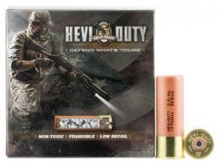 "HEVI-Duty Defense 12 Ga 2.75"" 00 Frangible 12 Pellet Ammunition - 25 Round Box"
