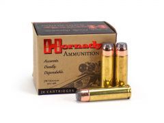Hornady Custom 500 S&W Mag 500 Grain Interlock FP XTP