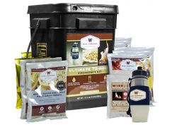 Wise Foods 05715 Emergency Supplies Ultimate 72-Hour Emergency Kit Dehydrated/Freeze Dried