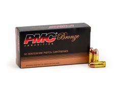 PMC 9mm 115 Grain FMJ (Box)