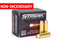 Ammo Inc. STREAK 45 Long Colt 250 Grain JHP Tracer (Box)