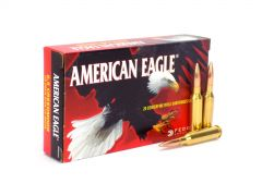 Federal American Eagle 6.5 Creedmoor 120 Gr OTM Box
