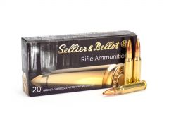 Sellier & Bellot 6.8 SPC 115 Gr HPBT (Box)