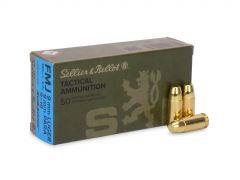 Sellier & Bellot 9mm 150 Gr Subsonic FMJ (Box)